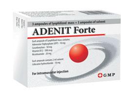 ადენიტ ფორტე / ADENIT Forte