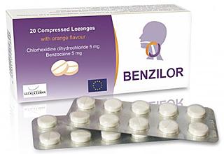 ბენზილორი / BENZILOR