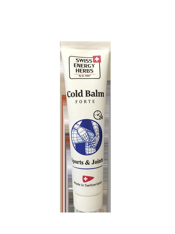 COLD forte ბალზამი / Cold Balm Forte