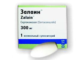 ზალაინი® სუპოზიტორია / ZALAIN®
