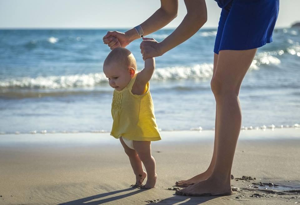 თუ ბავშვი ფეხის თითებზე დადის