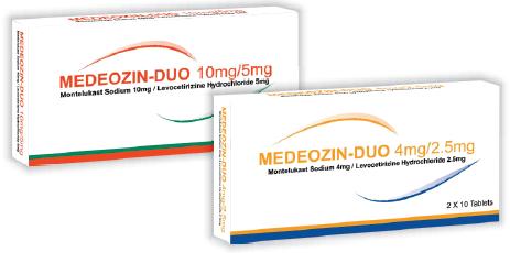 მედეოზინ-დუო / MEDEOZIN-DUO