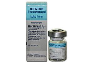 ნორმოჯინი / NORMOGIN