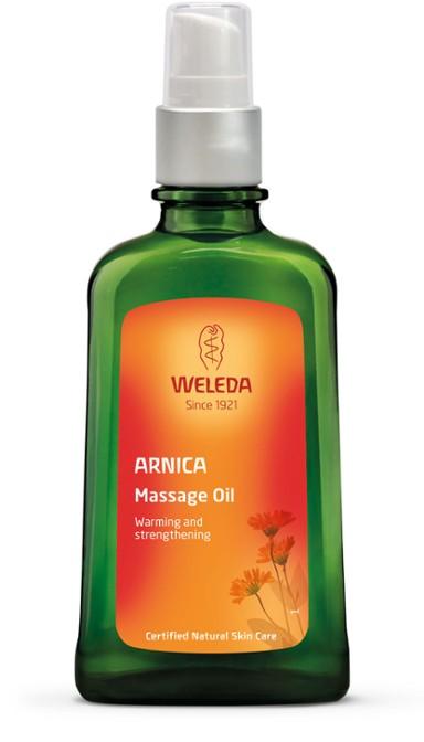 არნიკას სამასაჟე ზეთი - ველედა / Arnika-Massageöl