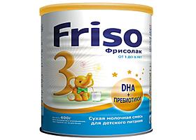 ფრისო 3 პრებიოტიკებითა და ნუკლეოტიდებით / Friso 3