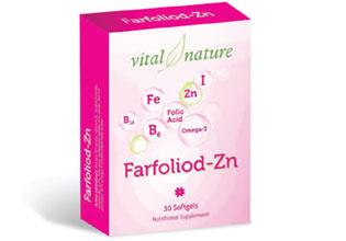 ფარფოლიოდ -Zn / Farfoliod-Zn