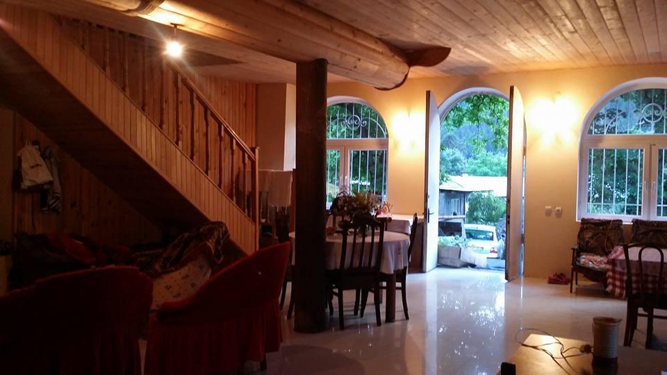 საოჯახო სასტუმრო ნუცა აბასთუმანში