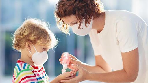 რეკომენდებულია თუ არა მცირე ასაკის ბავშვებისთვის პირბადის გამოყენება?