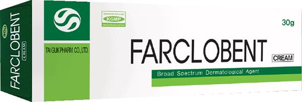ფარკლობენტი კრემი / Farclobent  Cream