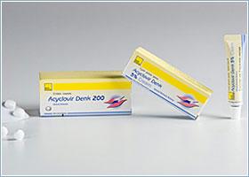 აციკლოვირი-დენკი 200 / Aciclovir-Denk 200