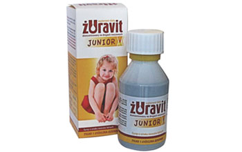ჟურავიტ ჯუნიორ პლუსი / Zuravit Junior plus