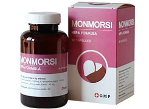 მონმორსი Hepa Formula / Monmorsi Hepa Formula