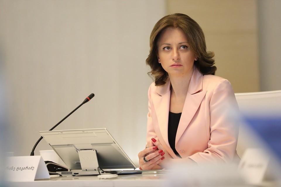 ეკატერინე ტიკარაძემ ჯანმრთელობის მსოფლიო ორგანიზაციის ევროპის რეგიონალური კომიტეტის 71-ე სესიაში მიიღო მონაწილეობა