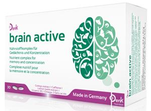 ბრეინ აქტივი / Brain Active