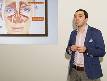 ალერგიული რინიტის და თანმხლები კომორბიდული დაავადებების მართვის თანამედროვე პრინციპები