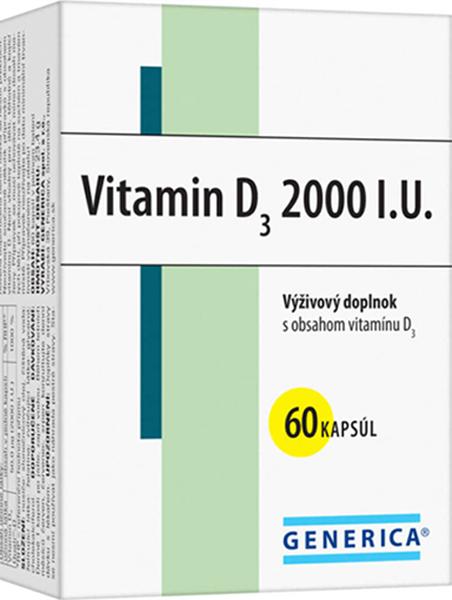ვიტამინი D3 / Vitamin D3