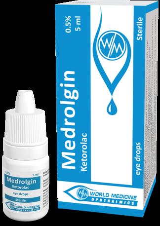 მედროლგინი / MEDROLGIN