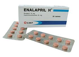 ენალაპრილ H® / ENALAPRIL H®