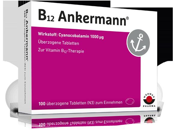 B12 ანკერმანი / Ankermann