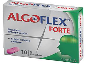 ალგოფლექს ფორტე / ALGOFLEX FORTE