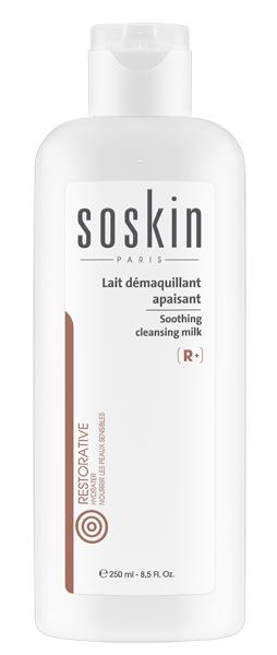 დამამშვიდებელი გამწმენდი რძე - სოსკინი / Soothing Cleansing Milk