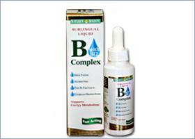 ვიტ B კომპლექსი / Vit.B Complex