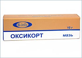 ოქსიკორტი / OXYCORT