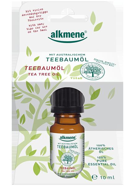 ალკმენე - ჩაის ხის ზეთი / Tea Tree Oil