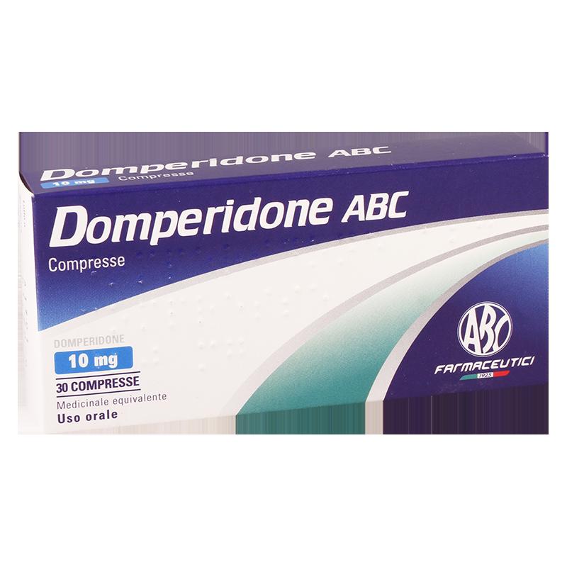 Domperidone (emetrol) - healthy