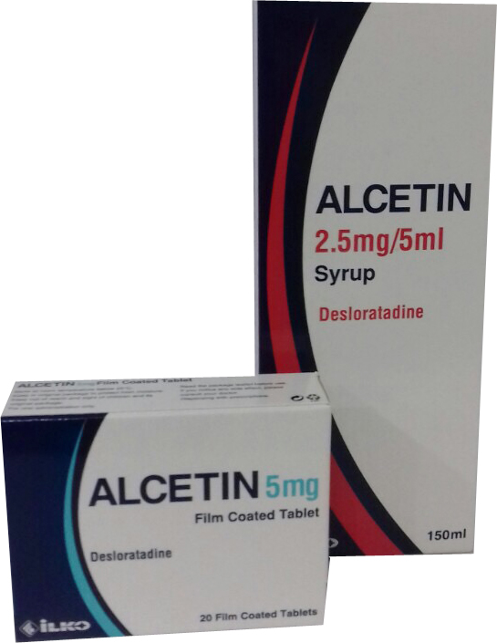 ალცეტინი / Alcetin