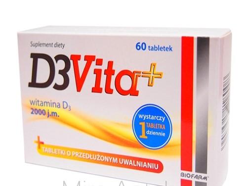 D3 ვიტა პლუს / D3 Vita Plus