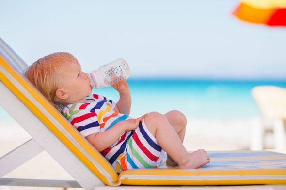 როგორ გამოვიყენოთ მზის სიკეთე და როგორ დავიცვათ ბავშვი მავნე ულტრაიისფერი გამოსხივებისაგან?