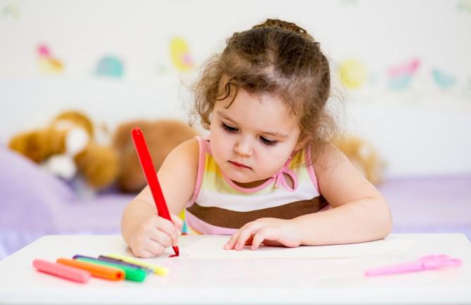 ნატიფი მოტორული ფუნქცია ბავშვებში