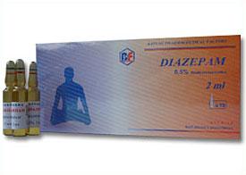 დიაზეპამი / Diazepam