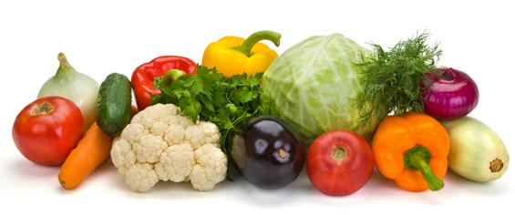 ჯანსაღი კვება - ბოსტნეული