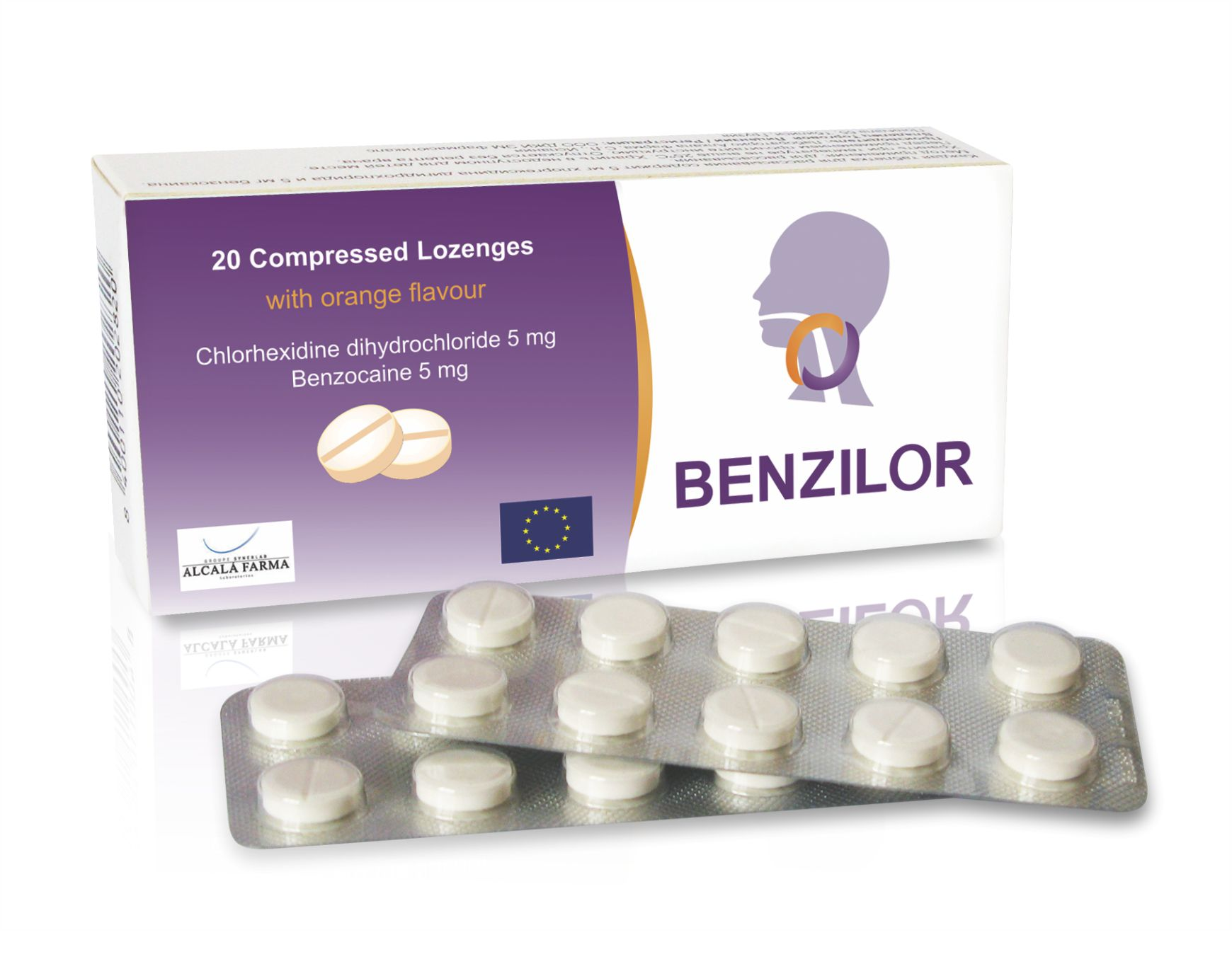 ბენზილორი - სასწრაფო დახმარება ყელის ტკივილის დროს