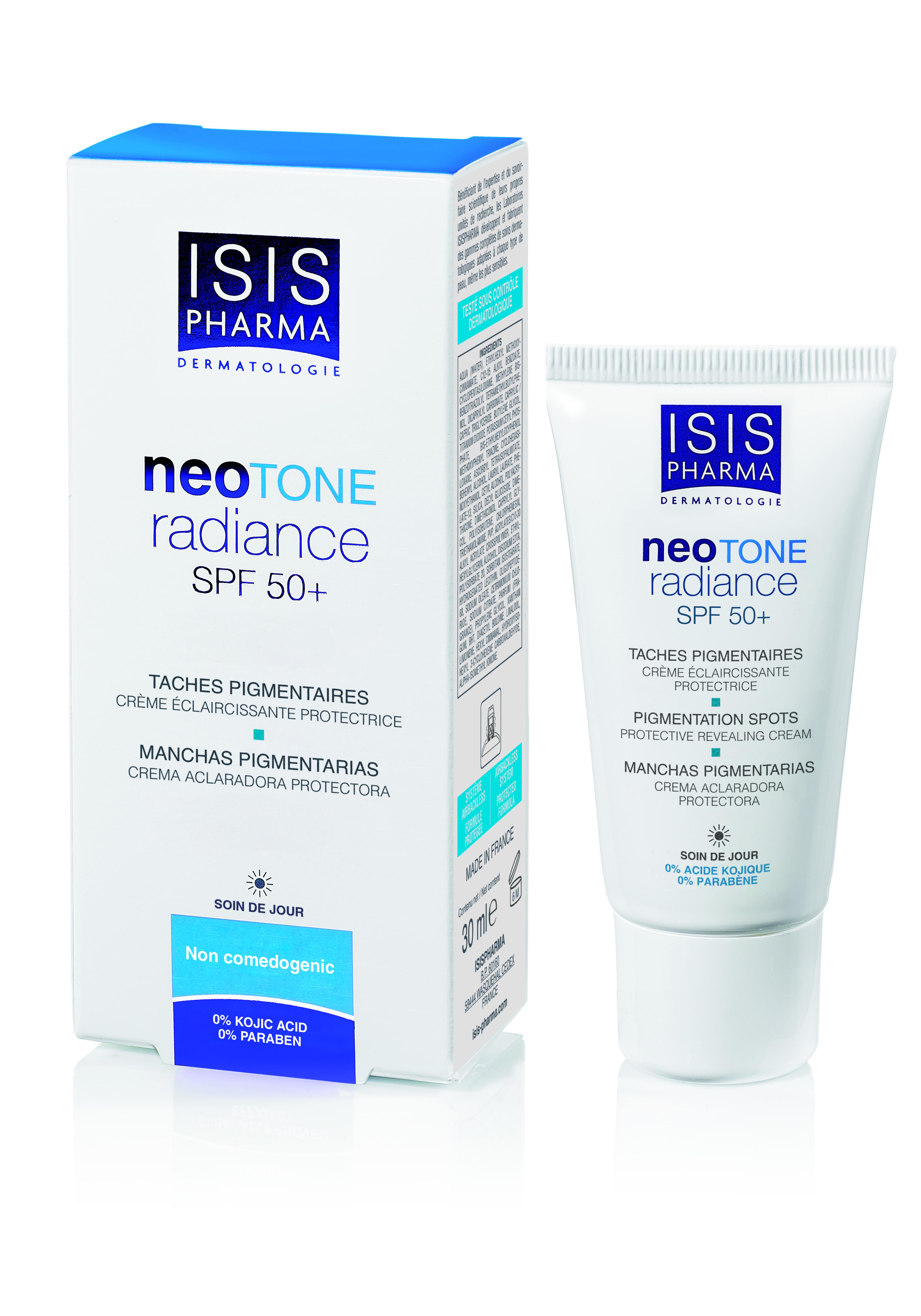 ნეოტონი მზის დამცავი კრემი / Neotone prevent SPF 50