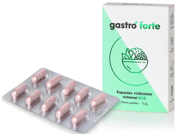 გასტრო ფორტე / Gastro Forte