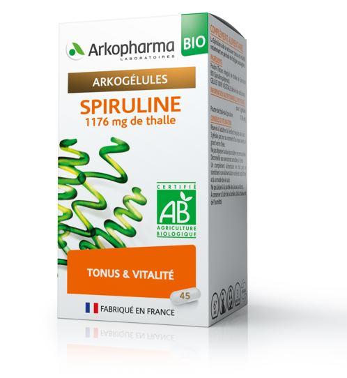 არკოკაფსი სპირულინა / Arcocaps Spiruline