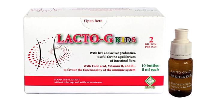 ლაქტო G კიდსი / Lacto G Kids
