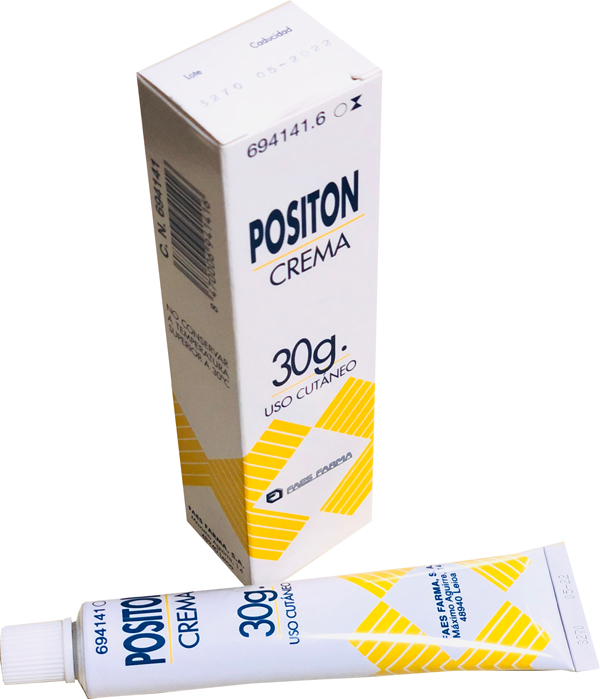 პოზიტონი / Positon