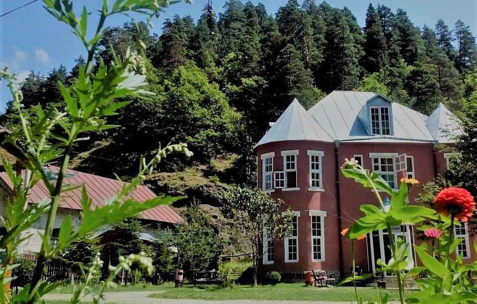 სასტუმრო კაპა აბასთუმანში