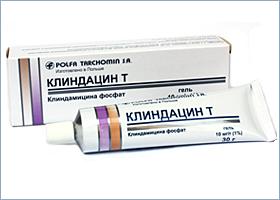 კლინდაცინი T / KLINDACIN T