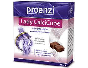 პროენზი ლედი კალციკუბი / Proenzi Lady Calci Cube