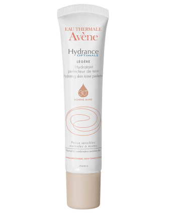 დამატენიანებელი კრემი მზისგან დამცავი ფილტრით და ტონალური ეფექტით  ნორმალური , კომბინირებული კანისთვის / Hydrating skin tone perfector LEGERE