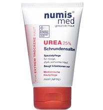 ნუმის მედ ურეა 10% ხელის ბალზამი / numis® med UREA Hand Balm with 10% urea