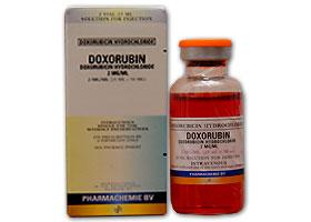 დოქსორუბინი / DOXORUBIN