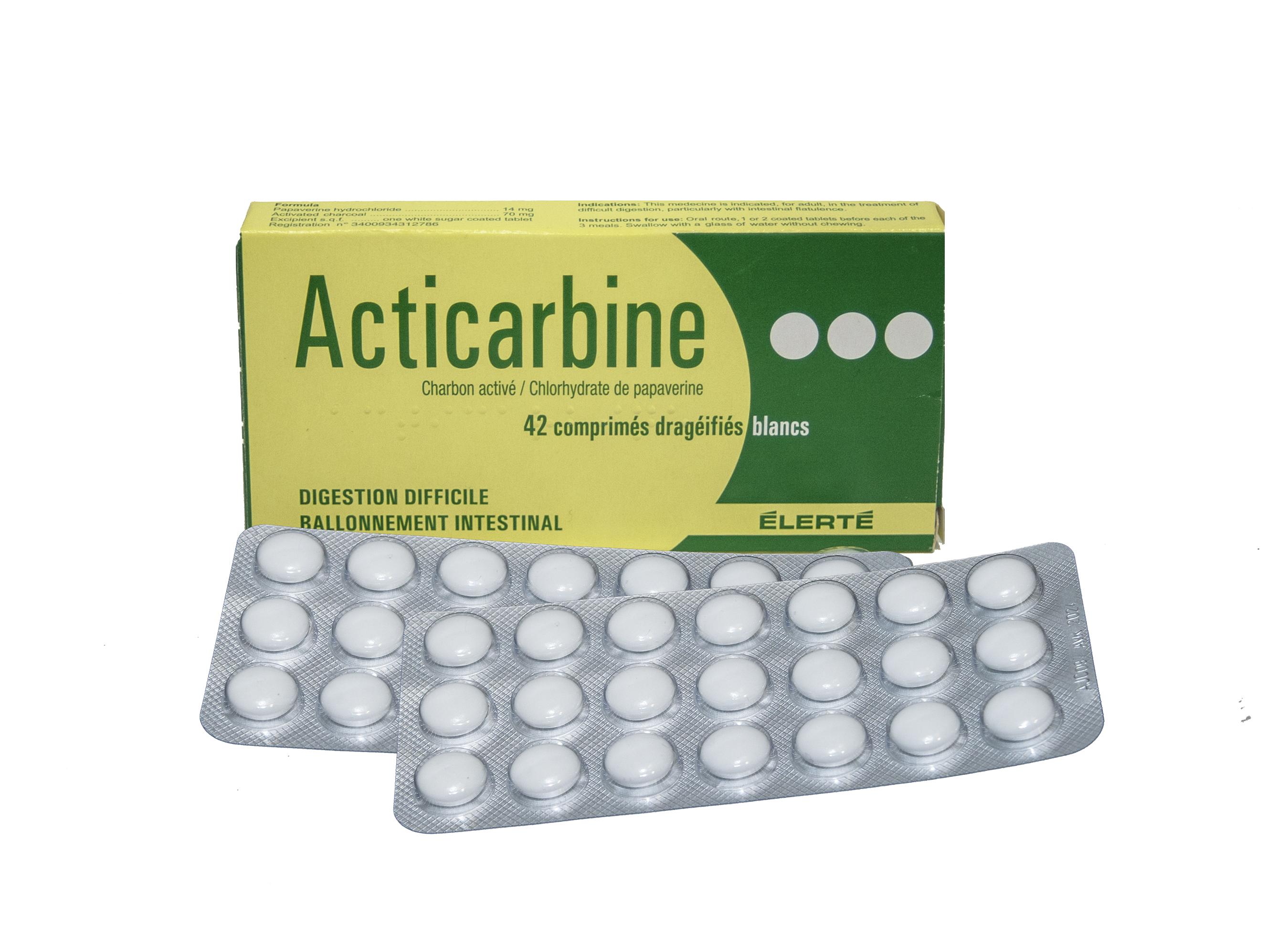 აქტიკარბინი / Acticarbine