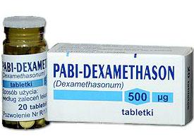 პაბი-დექსამეტაზონი / PABI-DEXAMETHASON