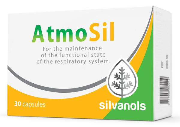 ატმოსილი / Atmosil